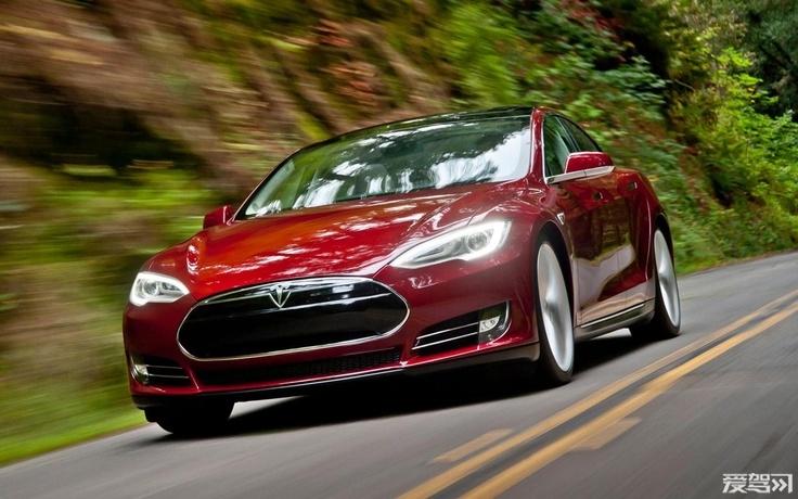 """汽车业和投资圈最热的话题.""""汽车界的苹果""""、""""电动车的希望""""高清图片"""